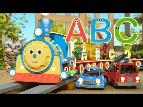 Learn Letters With Max the Glow Train – TOYS (Letters and Toys)