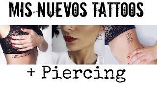 ¡Me tatuo + Piercing! ¿Donde? ¿Me Dolio? ¿Significados?...ISABEL SANZ