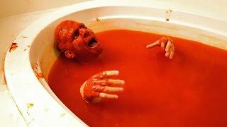 HOT SAUCE BATH CHALLENGE!