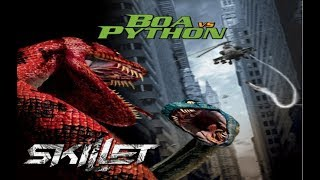Boa vs Python (Skillet Monster music video)