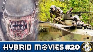 Alien Covenant Best and Worst Of & NEW The Predator Images | Hybrid Movies #20