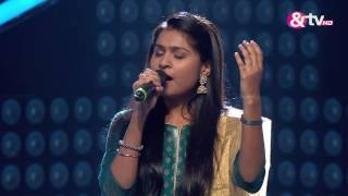 Isha Singh – Aji Roothkar | The Blind Auditions | The Voice India 2