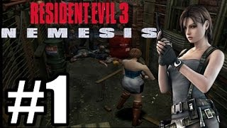 Lets Do It! - Resident Evil 3 #1