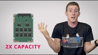 Why Are Larger SSDs Faster?