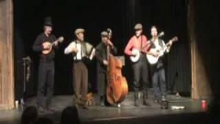 Black Irish Band- Blow Ye Winds