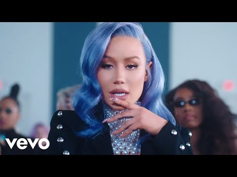 Iggy Azalea Sally Walker Official Music Video