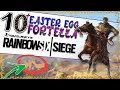 10+ EASTER EGG - OPERATION WIND BASTION [Rainbow Six Siege]