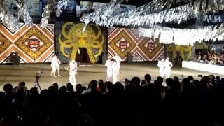Ballet Artistico FUERZA Y ENCANTO (Juveniles) Concurso Nacional De Sayas Y Tinkus 2017