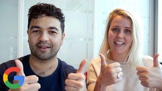 Een dag bij Google in Amsterdam - Vraag het Google #24