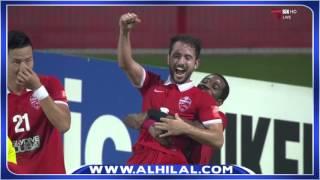 أهداف مباراة الهلال والأهلي الإماراتي 2-3 - إياب نصف نهائي دوري أبطال اسيا