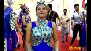 Padmapriya hot dance rehersal