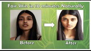 Magical Skin Whitening Face and Body Wash | Get Spotless & FAIR SKIN in 10 mins | Maharishi Agastya