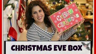 TODDLER CHRISTMAS EVE BOX! || I