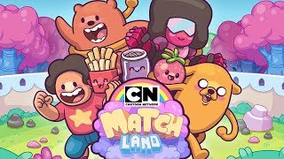 🍟 Cartoon Network Matchland | PLAY NOW!