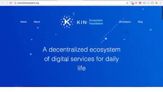 Kin is about to go to the MOON!!!!