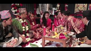 YUBINA & SABIN WEDDING FULL VIDEO- fotopasal