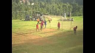 My family Ooty-ketti football 2016