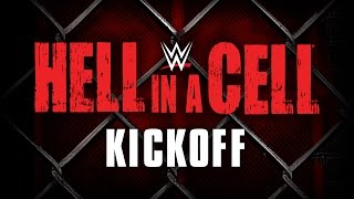 Hell In A Cell Kickoff: October 30, 2016