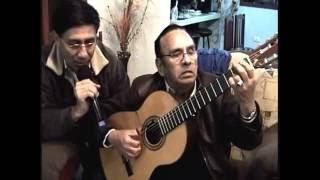 1/4 - PARTE - CHOLO BERROCAL - INTRODUCCIONES - ROLANDO VENTO - ANGEL CARPIO SALAZAR
