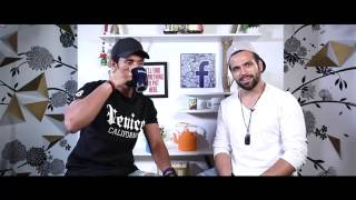Rithvik Dhanjani and Ravi Dubey Was live from Facebook office today