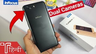 Infocus Turbo 5 Plus Unboxing and Hands On review in HINDI [Price, Specs and Camera]
