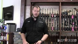 Choosing Your Semi-Automatic Handgun