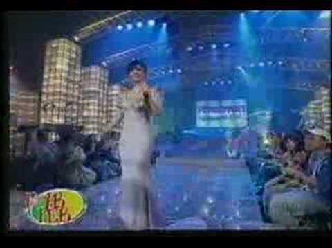 Regine sings Biyahe Tayo Live from SOP
