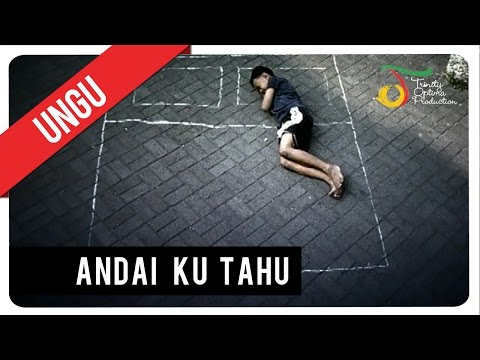 Download UNGU - Andai Ku Tahu (with Lyric) | VC Trinity On ELMELODI.CO