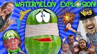 final watermelon Challenge