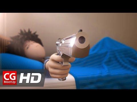 "CGI Animated Short Film: ""Alarm"" by Moohyun Jang | CGMeetup"