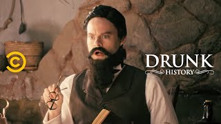 Coca-Cola Was Invented Using Cocaine (feat. Bill Hader & Jenny Slate) - Drunk History