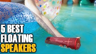 Top 5 Floating Speakers 2018 | 5 Best Floating Speakers | Best Floating Speakers Reviews