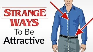 10 Strange Ways to Be More Attractive To Women   Signals She Notices   Science Attraction