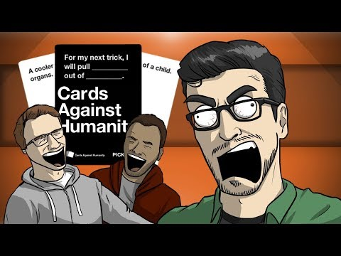 DAITHI DE RAGER Cards Against Humanity January 16th 2016