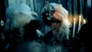 Alice in Wonderland - Kerli 'Tea Party' Official Music Video