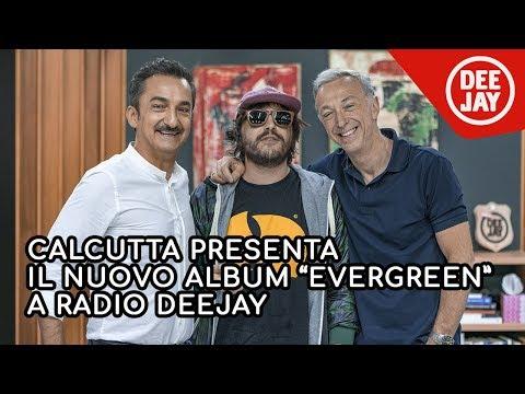 Calcutta a Radio Deejay l intervista completa