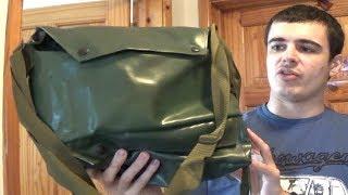 Good gas mask/respirator satchels