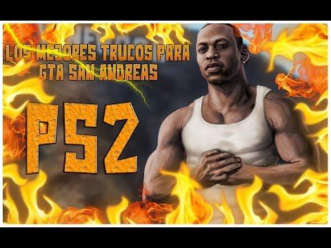 Los mejores trucos para GTA San Andreas  todos funcionan ps2