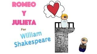 Romeo y Julieta por William Shakespeare - Resumen Animado
