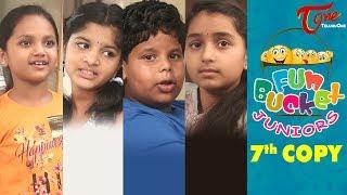Fun Bucket JUNIORS | Kids Jokes | Episode 7 | Kids Funny Videos | Comedy Web Series
