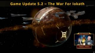 SWTOR 5.2 Producer Live Stream 7th April 2017: War for Iokath (Full Archive)