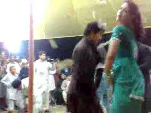 Mazhar nowshera dance