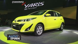 [Launched] 2017 New Toyota Yaris ลุคใหม่ เคาะราคา 4.79 – 6.09 แสนบาท