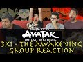 Download Video Download Avatar: The Last Airbender - 3x1 The Awakening - Group Reaction 3GP MP4 FLV