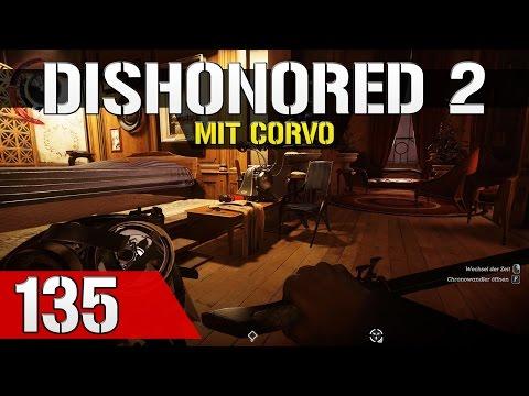 Let's Play Dishonored 2 #135 - Theodanis ahnte, dass sein Sohn nicht gut für Karnaca sei