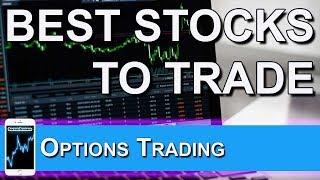 Best 3 Stocks for Stock Market Options!  | Options Investing for Beginners!