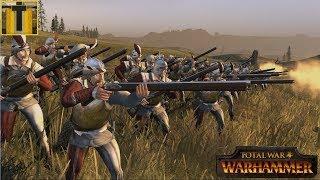 Warhammer: Multiplayer #452 1v1  Guns of the Empire