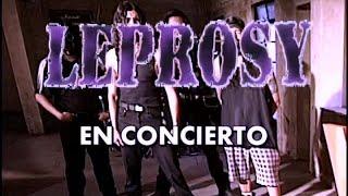 Leprosy - En Concierto