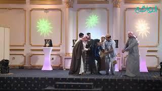 الجزء الثاني من مشاركة النجم عبدالكريم المدني فى مسرحية شباب البيت عامر
