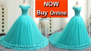 How to Buy this wedding Ball Gown dress online | Price and details to buy | Dress collection